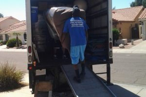 Above & Beyond Movers Phoenix, AZ